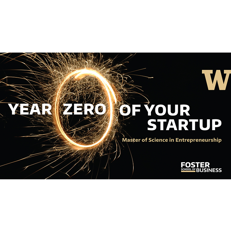 Start your Year Zero with the Master of Science in Entrepreneurship