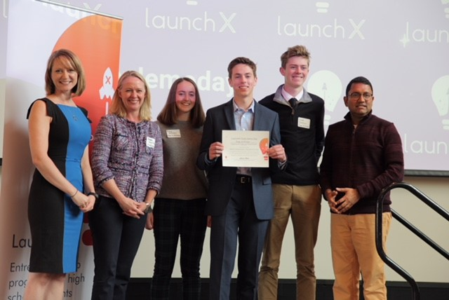 On March 17, LaunchX partnered regionally with the UW Foster School's Buerk Center for Entrepreneurship to host one of the largest student-run regional high school startup events in the Pacific Northwest.