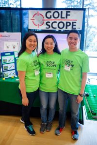 GolfScope was founded by Jessica Kent, a 2018 Lavin Seed Fund award winner