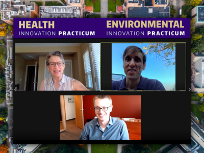 Inside look at the 2020 Innovation Practicum courses for Health and the Environment at the University of Washington's Foster School of Business