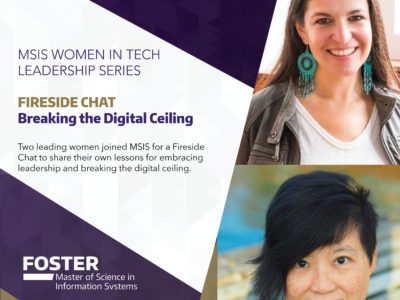 Women in Tech Fireside Chat