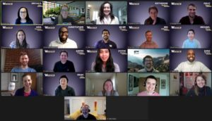 Radical collaboration event on zoom