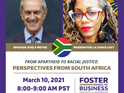 Perspectives From South Africa - register at bit.ly/GBCSouthAfrica